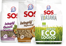 Arroces integrales y ecológicos