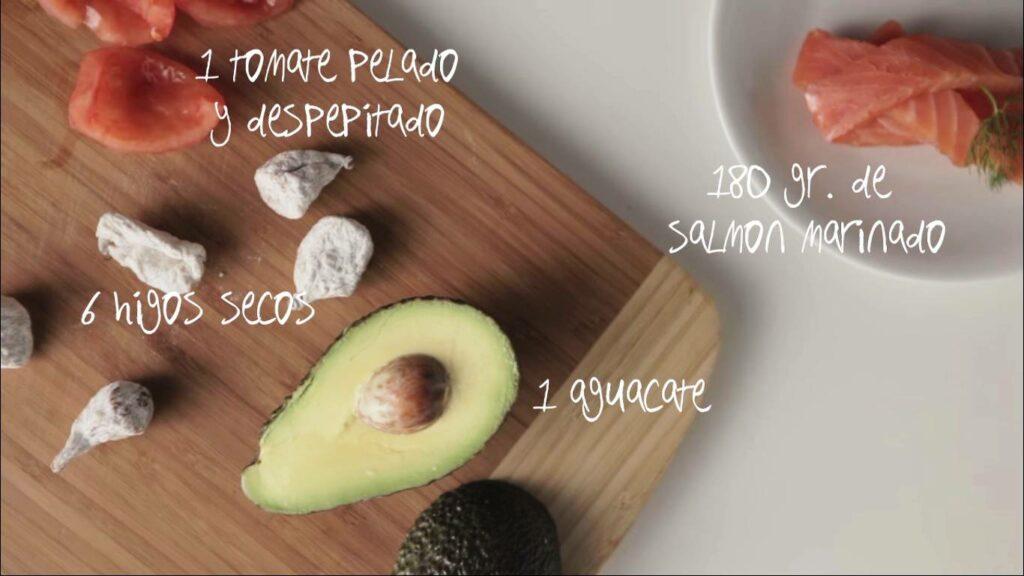 Reunimos todos los ingredientes