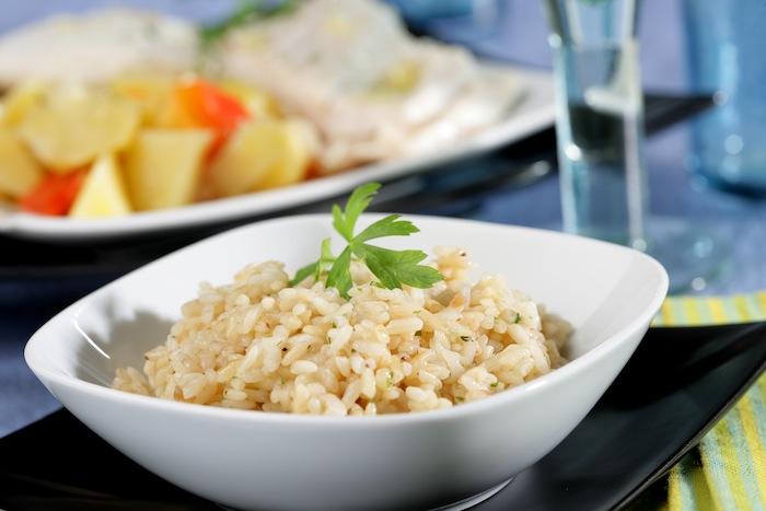El arroz pilaf
