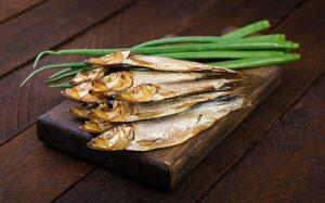 Picamos las sardinas a cuchillo