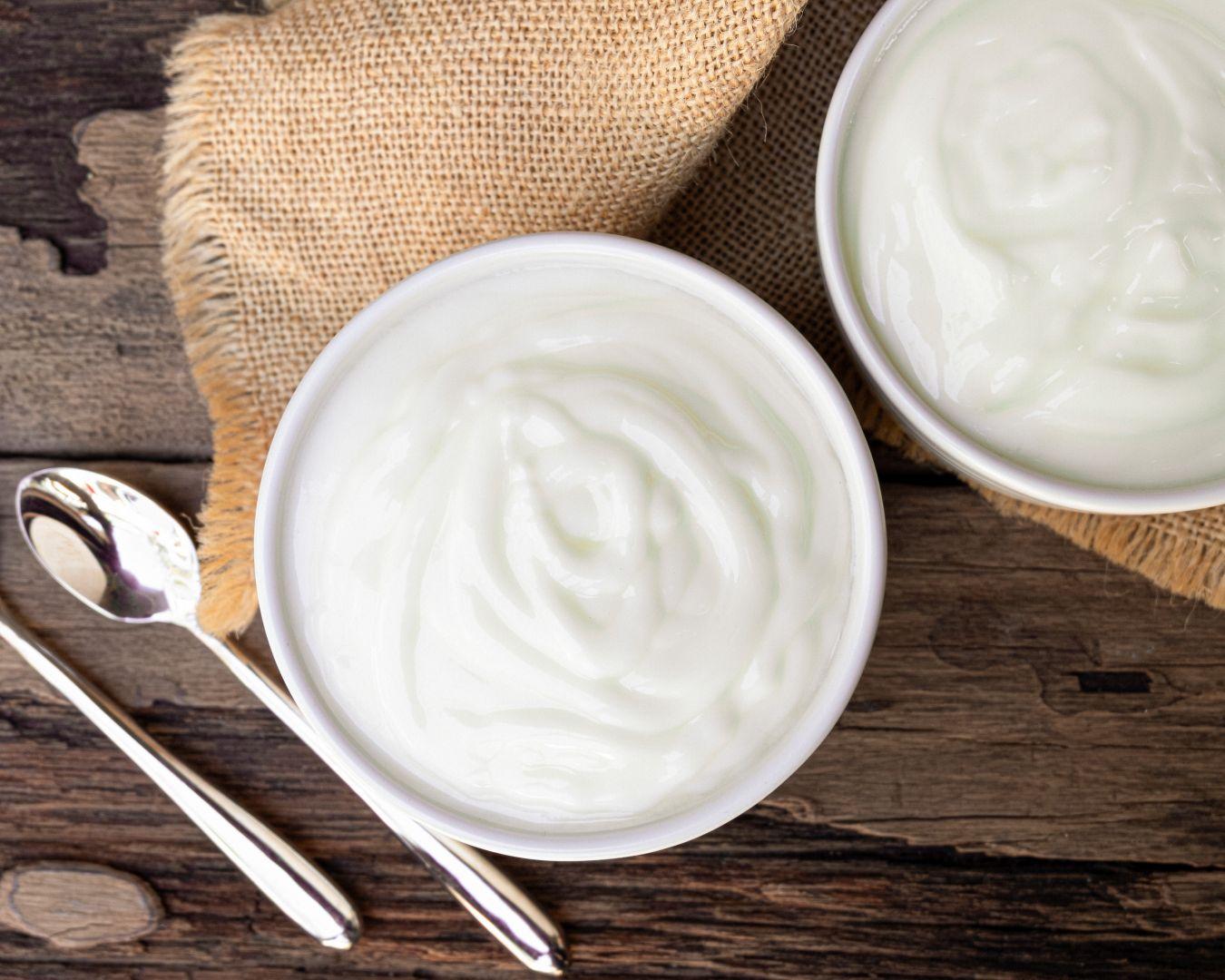Colamos los yogures