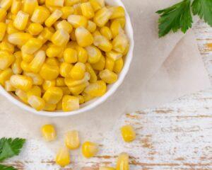 Añadimos el maíz escurrido