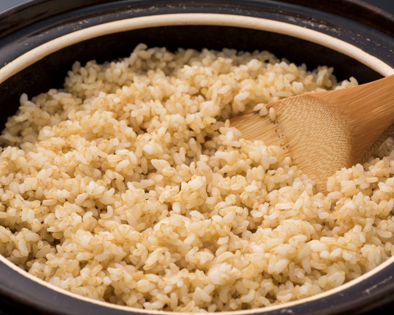 Cocemos el arroz