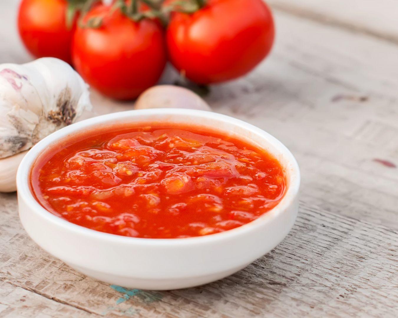 Añadimos el tomate rallado