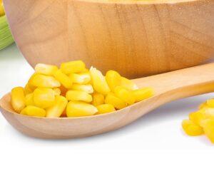 Añadimos el maíz