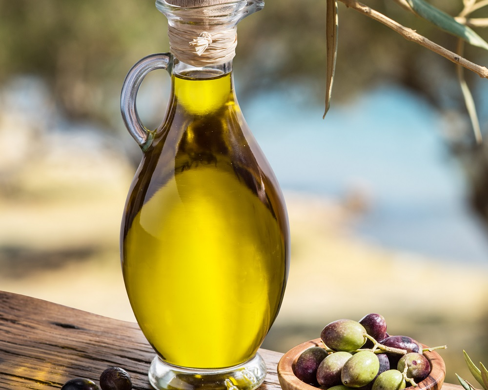 Regamos con un generoso chorro de aceite de oliva virgen extra