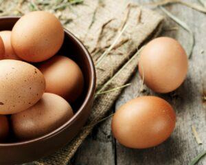 huevos para cocer