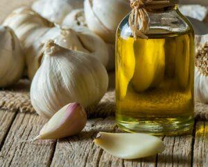 Agregamos aceite de oliva a la olla