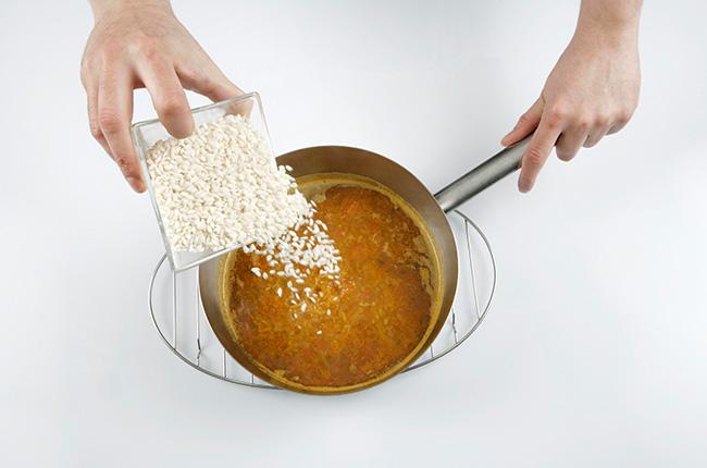 cómo cocer el arroz