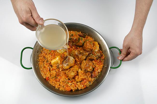 ¿Cómo cocer el arroz?