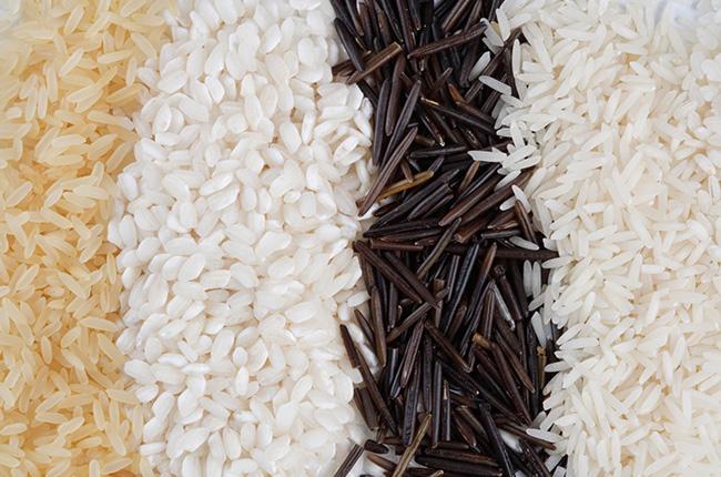 cocinar arroz perfecto tipos