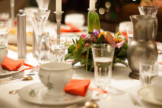 ¿Cómo se planifica un menú de Navidad?