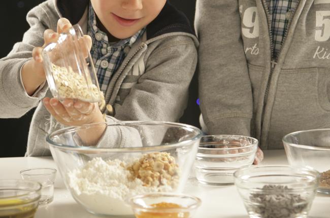 recetas para niños cocinar con hijos