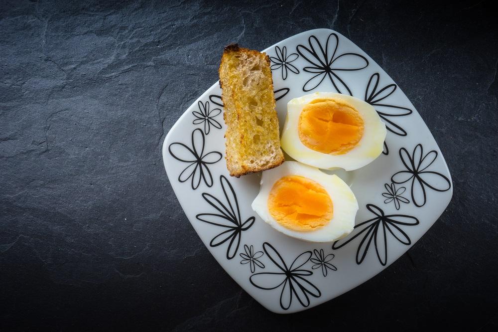 Cocemos los huevos
