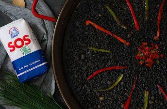 Arroz Negro, receta recomendada por Loleta