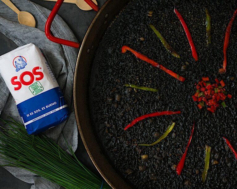 Arroz Negro, receta recomendada por Loleta by Loleta