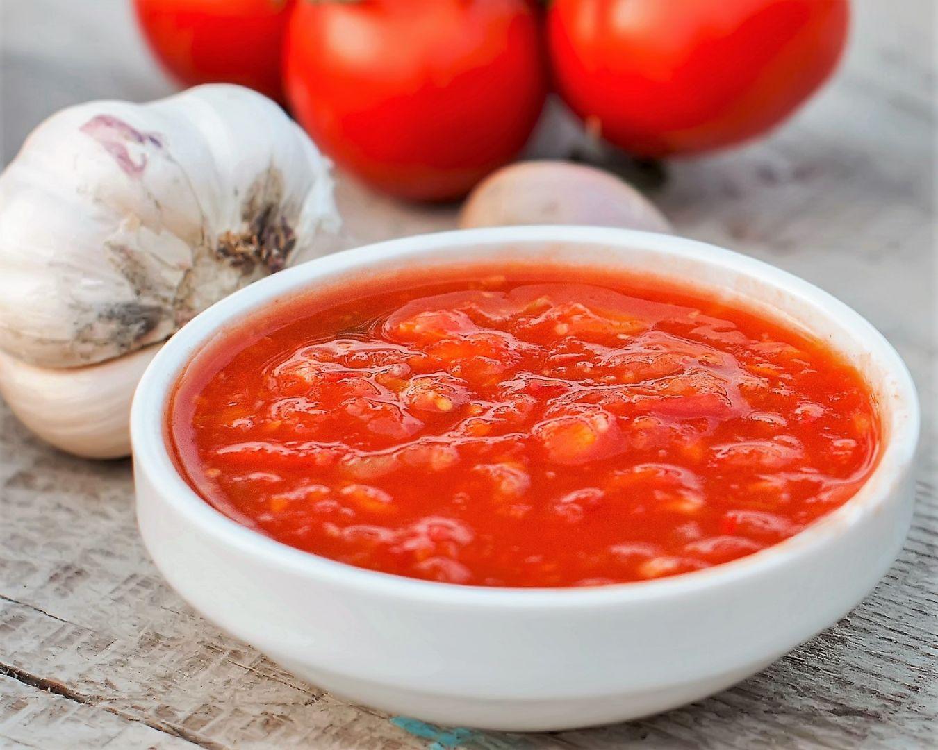 Añadimos el tomate