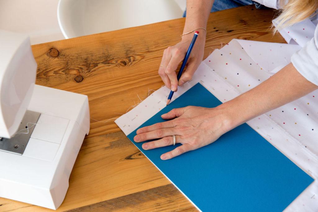 marcar tela bolas de arroz para relajacion manualidades