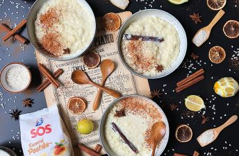 Arroz con leche casero by Laura Ponts