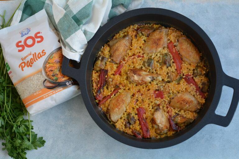Arroz de pollo by Las María Cocinillas