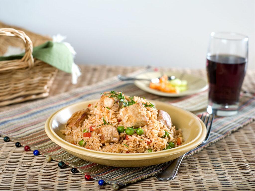 Delicioso Arroz Chaufa
