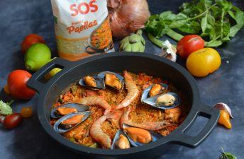 Paella Mixta by Las María Cocinillas