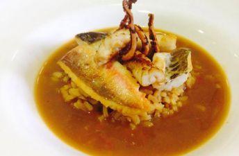 Deliciosa receta de Arroz con pescado