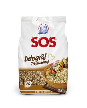 SOS arroz integral tradicional