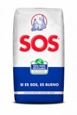Arroz SOS Redondo paquete papel