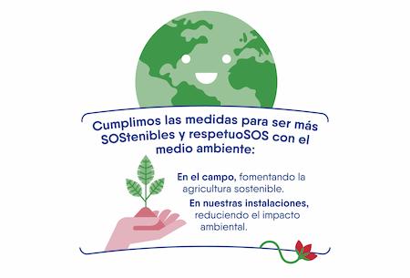 Medidas para ser más sostenibles y respetuosos con el medio ambiente
