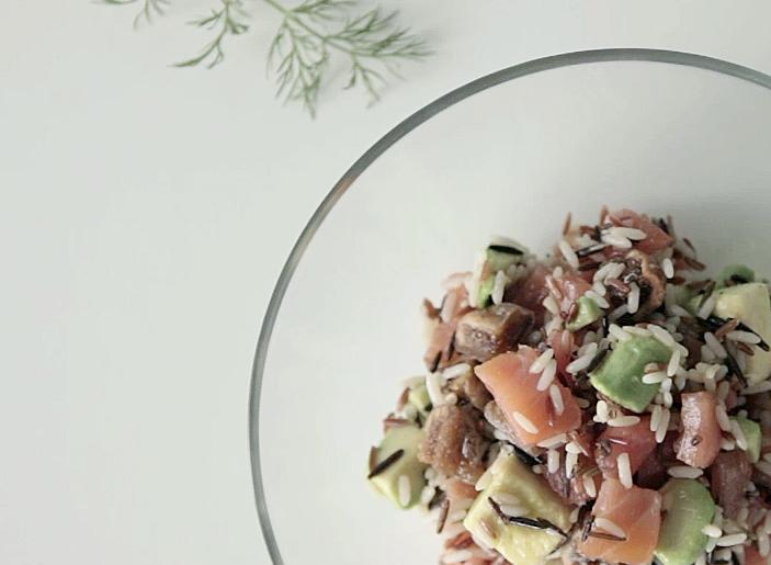 9 consejos para hacer una buena ensalada de arroz