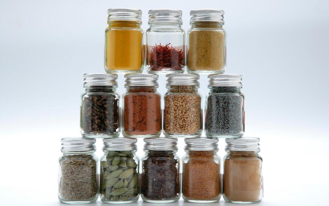 Especias adoptadas por la cocina española