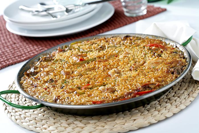 La paella, el plato que tomó el nombre prestado