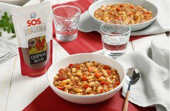guiso de quinoa vidasania
