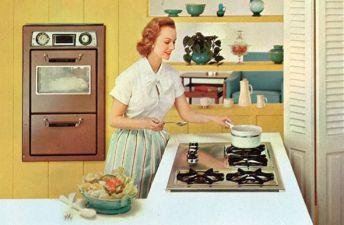 La cocina de casa