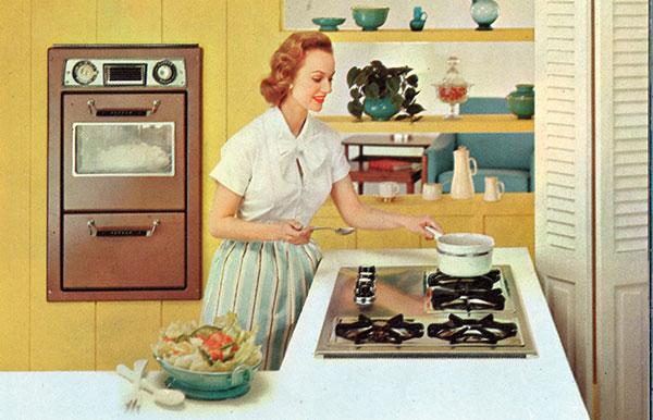 Los secretos de tu madre en la cocina