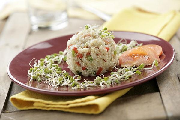 Superaliméntate con la quinoa