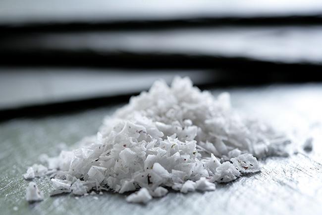 Cómo lograr el punto de sal correcto