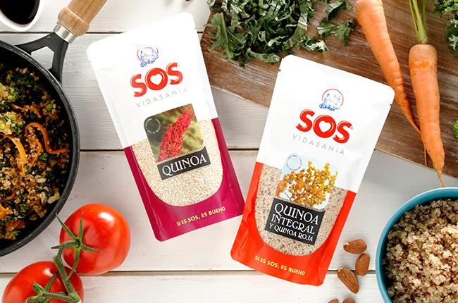 Tipos de quinoa