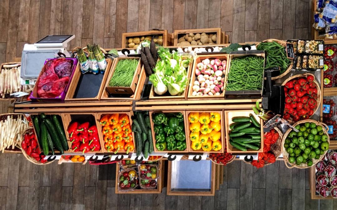 Consumo responsable de alimentos: STOP desperdicio