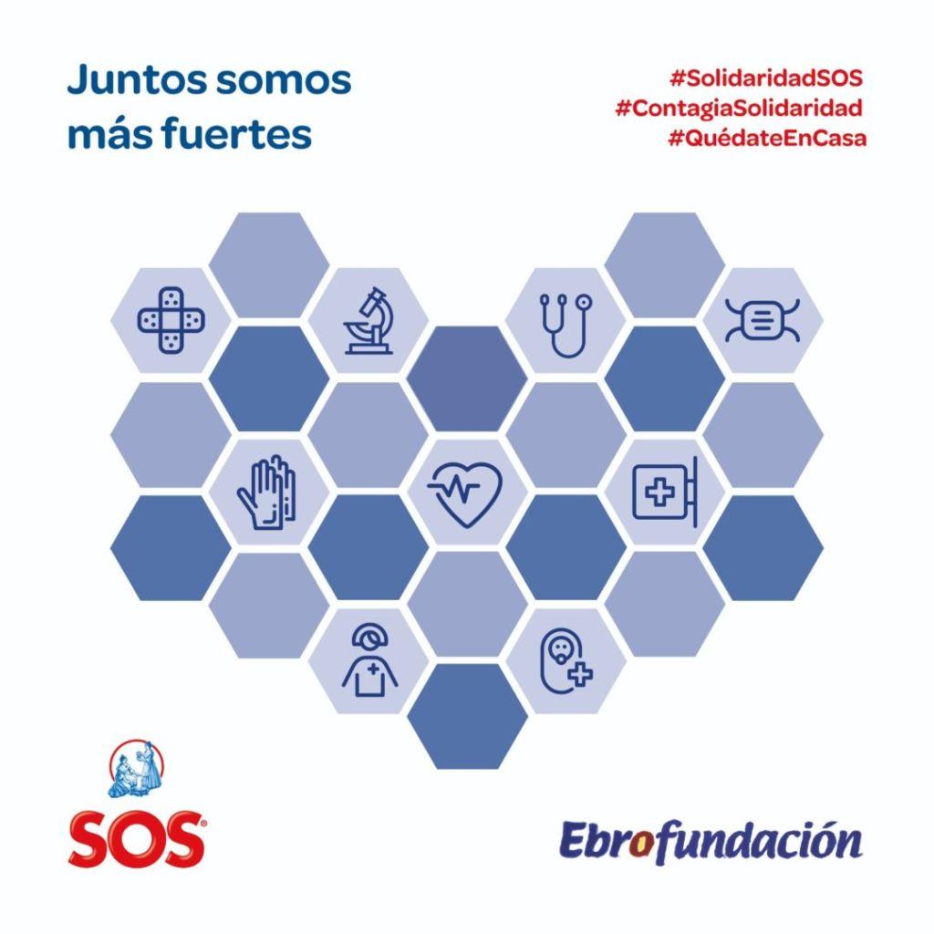 Contagia Solidaridad con SOS