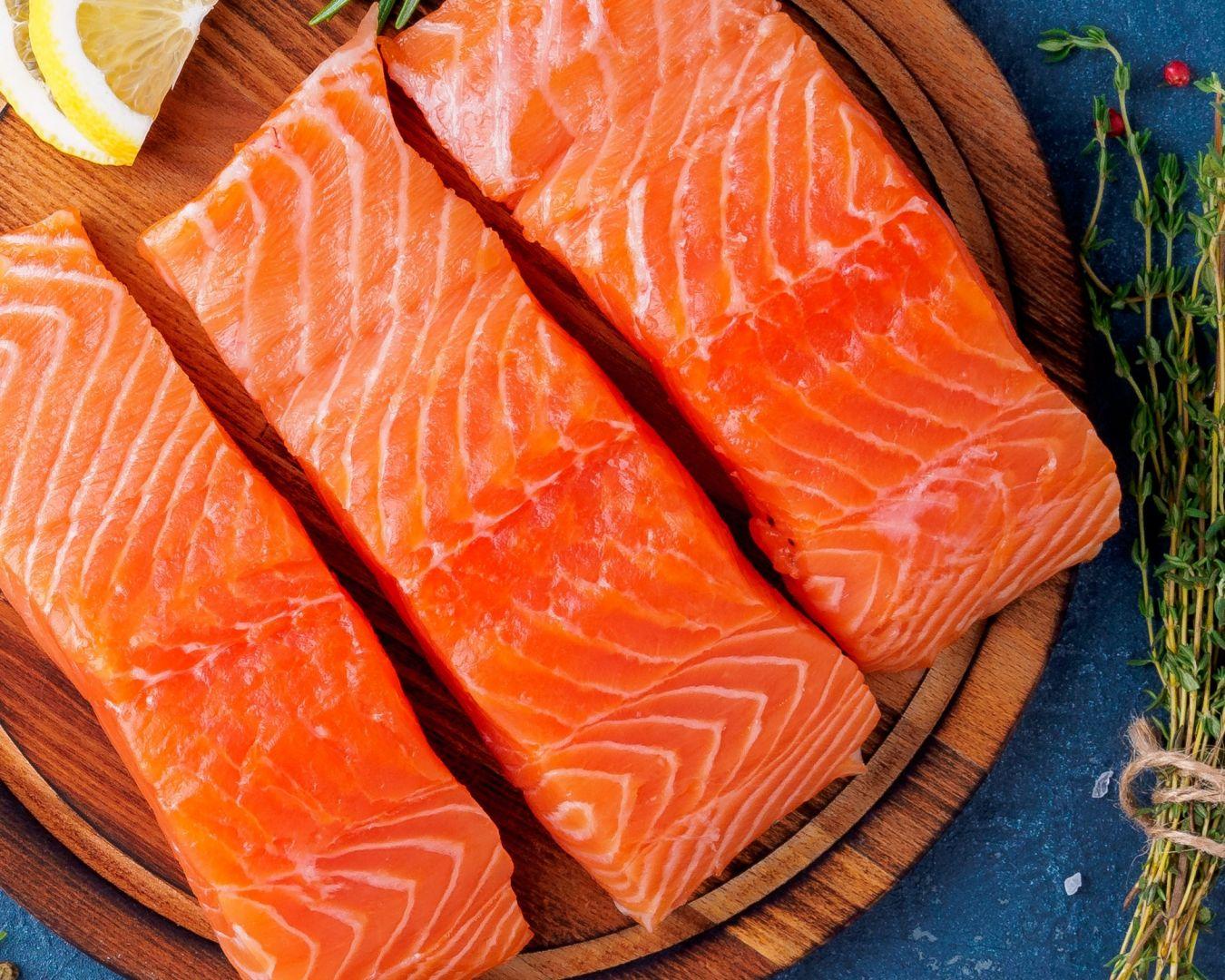 lomo de salmon