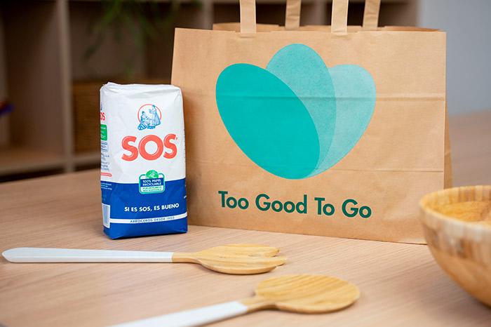 Arroz SOS. Reducimos impacto ambiental
