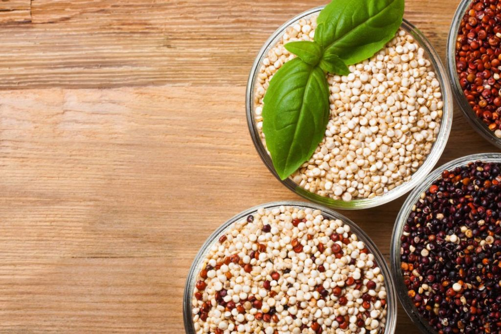 Valor nutricional de la quinoa