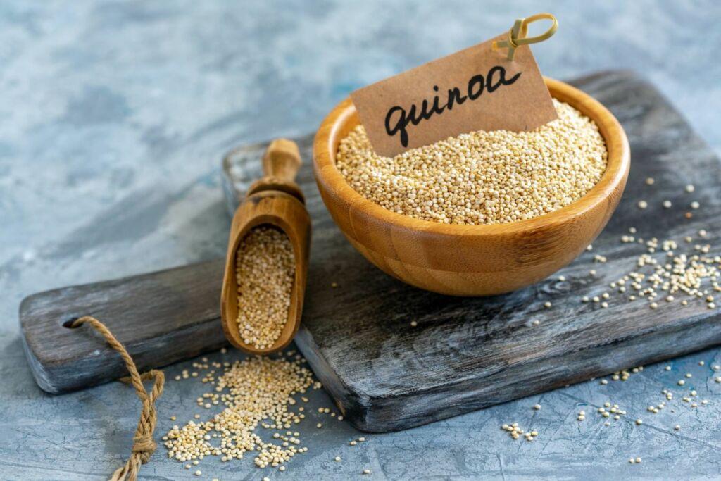 Beneficios de la quinoa